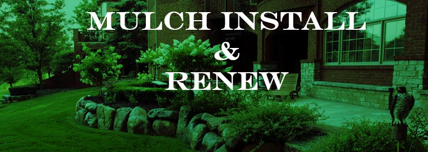 Mulch Instalation & Renovation